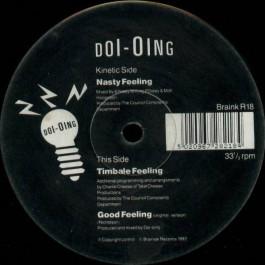 Doi-Oing - Nasty Feeling - Brainiak Records - Braink R18, Confusion Records - Braink R18