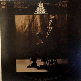 Willie Dixon - I Am The Blues - Columbia - PC 9987