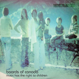 Boards Of Canada - Music Has The Right To Children - Warp Records - warplp55, Skam - skalp1