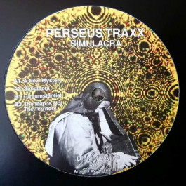 Perseus Traxx - Simulacra - Distant Worlds - DWT004