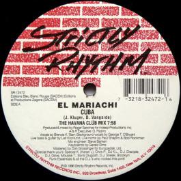 El Mariachi - Cuba - Strictly Rhythm - SR 12472
