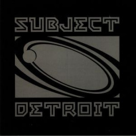 DJ Bone , Deetron - The Storytellers EP II - Subject Detroit - SUB045
