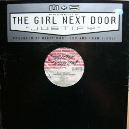 M&S Present The Girl Next Door - Justify - Strictly Rhythm - SR 12407, Loose Records - SR 12407