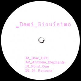 Demi Riquísimo - 54 Reasons Ep - Semi Delicious - SEMID003