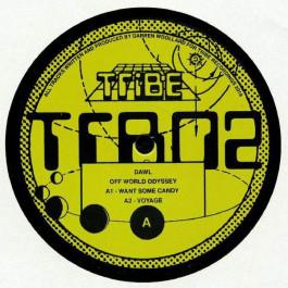 Dawl - Off World Odyssey - Tribe Recordings - TRB02