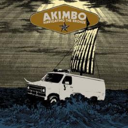 Akimbo - Navigating The Bronze - Alternative Tentacles - VIRUS 378