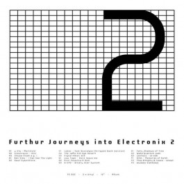 Various - Furthur Journeys Into Electronix 2 - Furthur Electronix - FE 022