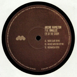 Archie Hamilton Feat. Onallee - Eye Of The Storm - Moscow Records - MOSCOW031