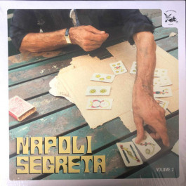 Various - Napoli Segreta Volume 2 - NG Records - NG 03