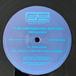 Hedgehog Affair - The Hedgehog Affair Remixes - Sound Entity Records - SENT1223RMX
