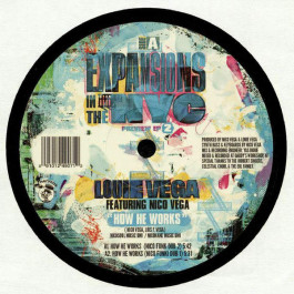 Louie Vega - Expansions In The NYC Preview EP 2 - Nervous - NER 24907