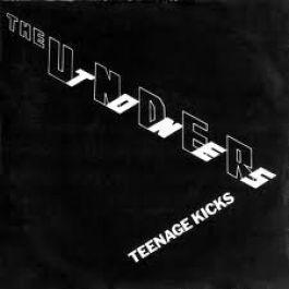 The Undertones - Teenage Kicks - Ardeck - 12ARDS1