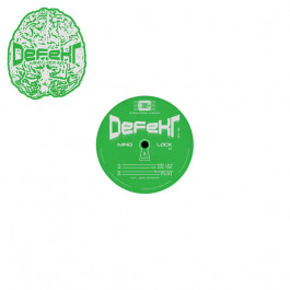DeFeKT feat. Jensen Interceptor - Mind Lock EP - International Chrome - INTLC004