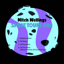 Mitch Wellings - Space Tours 002 - Space Tours Records - SPACETOURS002