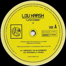 Lou Karsh - Lifeforms - X-Kalay - XK021