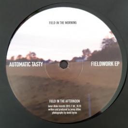 Automatic Tasty - Fieldwork EP - Lunar Disko Records - ldr_10.10