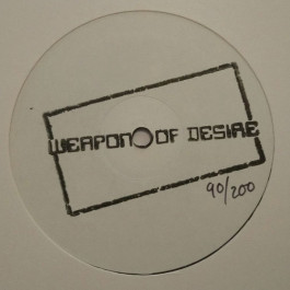 Sync 24 / Radioactive Man - Downforce - Weapons Of Desire - WOD014
