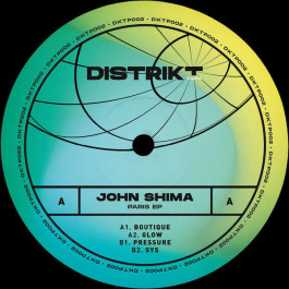 John Shima - Paris - Distrikt Paris - DKTP002