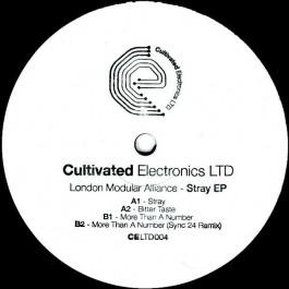 London Modular Alliance - Stray EP - Cultivated Electronics LTD - CELTD004
