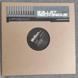 Ballet Mechanique - Borrenbergs 12 EP II - Delsin - DSR-X21