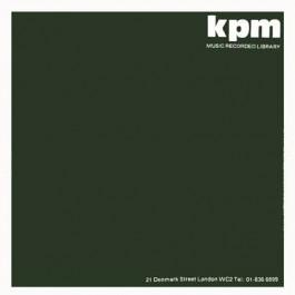 Tony Kinsey / Nick Ingman - Cause For Concern - KPM Music - KPM 1206