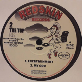 Studio 2 - 2 The Top E.P. - Redskin Records - RS005, Kemet - RS005