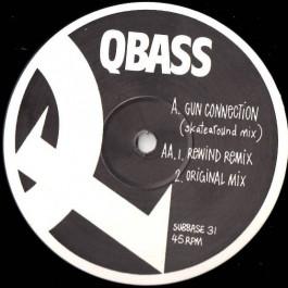 QBass - Gun Connection - Suburban Base Records - SUBBASE 31
