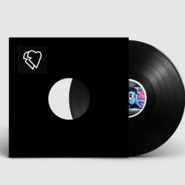 Ben Pest - On The Three - Love Love Records - LOVLTD01