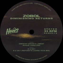 Zobol - Diminishing Returns - Haŵs - HAWS012