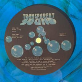 Transparent Sound - Night & Day - Transparent Sound - TRANS008