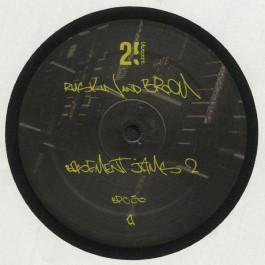 James Ruskin And Mark Broom - Basement Jams 2 - Blueprint - BP060