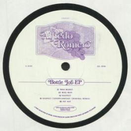 Alfredo Romero - Bottle Job EP - Dansu Discs - DSD027
