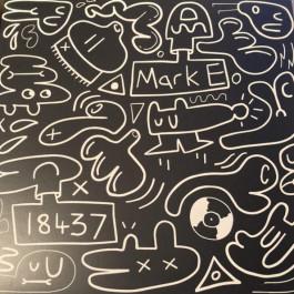 Mark E - In The City EP - 18437 Records - 18437-03