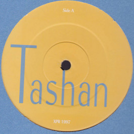 Tashan - Love Is Forever - Columbia - XPR 1997