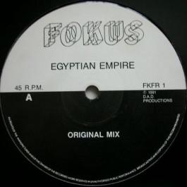 Egyptian Empire - The Horn Track - Fokus Recordings - FKFR 1