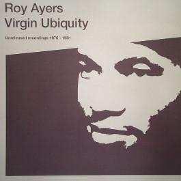 Roy Ayers - Virgin Ubiquity (Unreleased Recordings 1976-1981) - Rapster Records - RR0026 LP, BBE - RR0026 LP