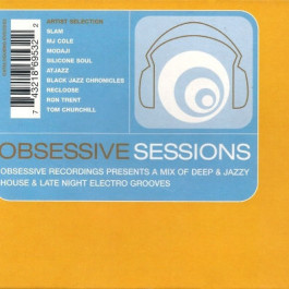 Various - Obsessive Sessions - Obsessive - EVSCD22