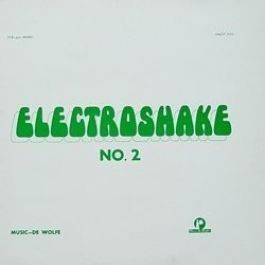 Pete Willsher & Keith Chesher / Johnny Hawksworth - Electroshake No. 2 - Music De Wolfe - DW/LP 3135