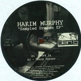 Hakim Murphy - Sampled Dreams EP - Plan B Recordings - PBR023