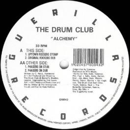 Drum Club - Alchemy - Guerilla - GRRR43
