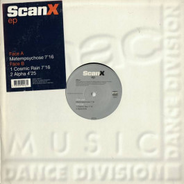 Scan X - ScanX EP - Fnac Music Dance Division - 590237
