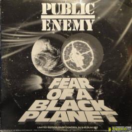 Public Enemy - Fear Of A Black Planet (Terminator X DJ Performance Discs) - Def Jam Recordings - CAS 2079/80/81, Columbia - CAS 2079/80/81