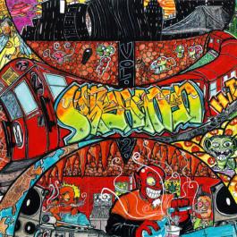 The Ill Saint - Subterranean Hitz Vol. 2 - WordSound - WSCD025