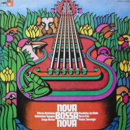 Various - Nova Bossa Nova (Festival Folklore E Bossa Nova Do Brasil'72) - MPS Records - 21 21557-1, BASF - 21 21557-1