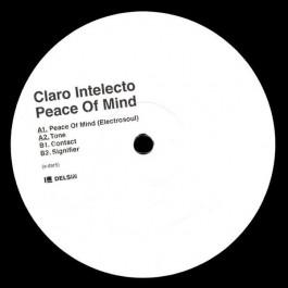 Claro Intelecto - Peace Of Mind EP - Delsin - x-dsr5