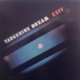 Tangerine Dream - Exit - Virgin - OVED 166
