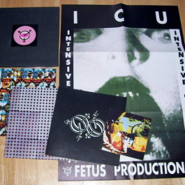 Fetus Productions - Intensive Care Unit - Q.D.K. Media - BOX 001