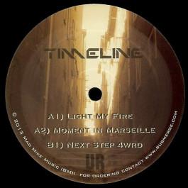 Timeline - The Conscious Dream EP - Underground Resistance - UR-087