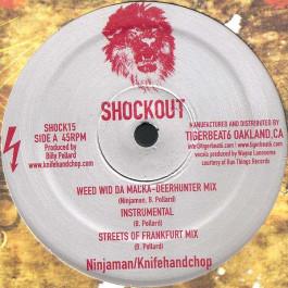 Ninjaman - Weed Wid Da Macka - Shockout - SHOCK15