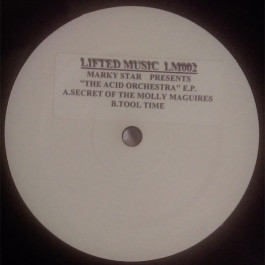 Marky Star - Marky Star And The Acid Orchestra EP - Lifted Music - LM002